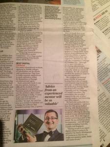 Sunday Telegraph 26.10.2014